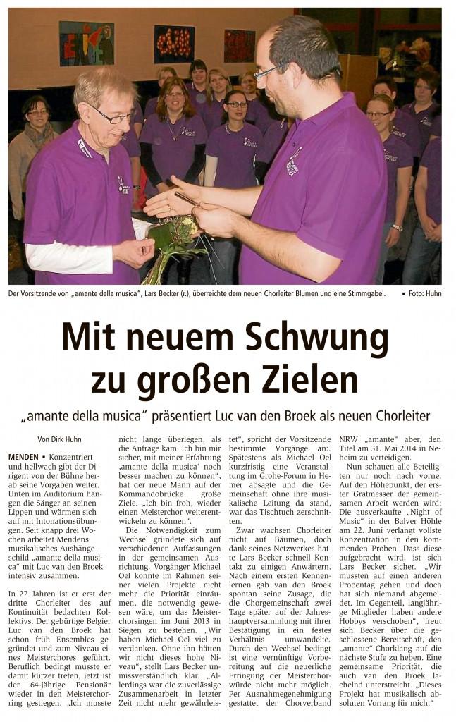 Hellweger Anzeiger, Ausgabe: Froendenberg, vom: Samstag, 2. Febr